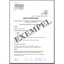 Ramavtal Löpande/fastpris jobb
