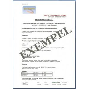 Kontrakt Generalentreprenad VVS